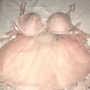 Victoria's Secret baby doll lingerie